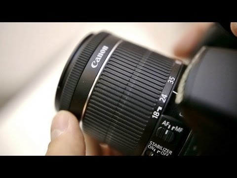 Canon 18-55mm f/3.5-5.6 IS STM lens review: How good is Canon's new kit lens?