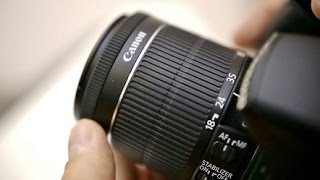 Canon EF-S 18-55mm f/3.5-5.6 IS STM lens review: How good is Canon's new kit lens?