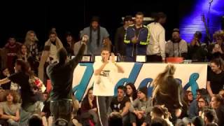 FINALE SPECIAL ONE HOUSE - MC HIP HOP CONTEST 2017