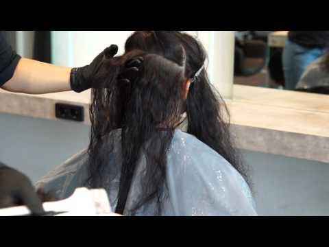 Die Norm der Haarausfall des Grundes