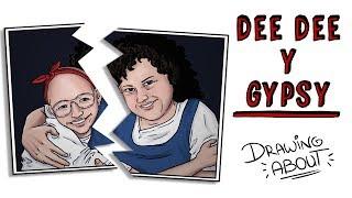 EL TENEBROSO CASO DE DEE DEE Y GYPSY | Draw My Life
