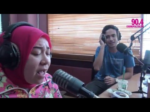 Music Box With Melly Goelsaw Feat. Marthino Lio - Ratusan Purnama - CosmopolitanFM Jkt