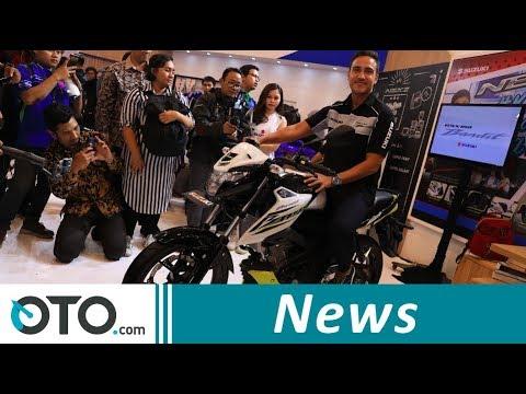 Suzuki GSX-150 Bandit, Ada Sentuhan Bergaya Satria F150 | GIIAS 2018 | OTO.com