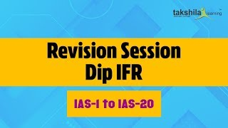Revision Session Dipifr (IAS - IAS- 20 ) Takshila Learning by ACCA Amit Kumar