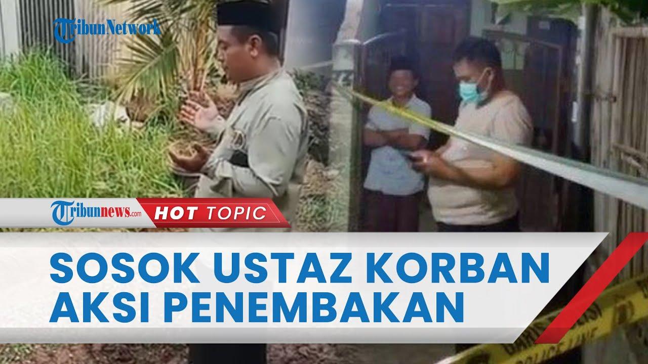 Sosok Ustaz yang Ditembak OTK di Tangerang hingga Tewas, Dikenal Ahli Spiritual dan Paranormal