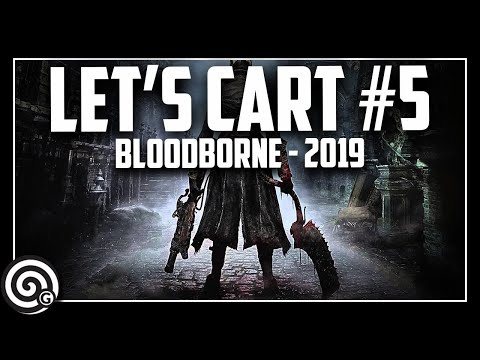 R2 Whiffs that will give your Depression depression - LET'S CART #5 | Bloodborne