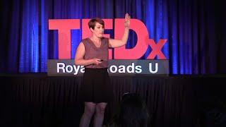 Busting Math Myths   Nikki Lineham   TEDxRoyalRoadsU