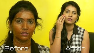 How to Remove Sun Tan Over Night | Peel off Mask at Home | Peel off Mask for Glowing Skin