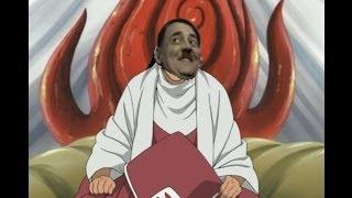 Hitler plans to become Hokage