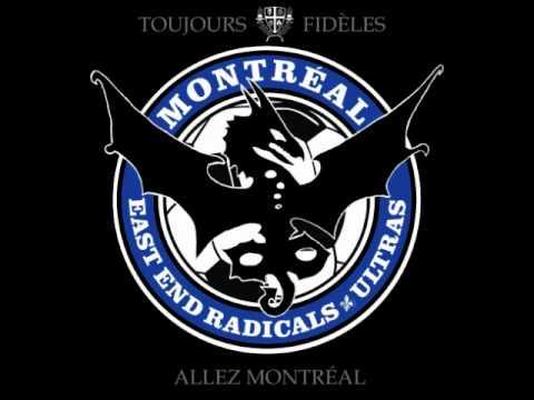 East End Radicals - Allez Montréal