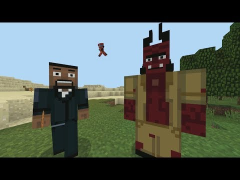 Minecraft Story Mode Season 2 Characters in Minecraft!