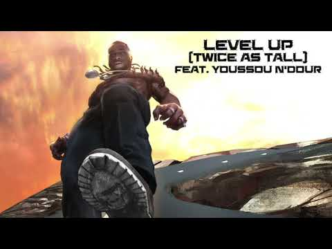 Burna Boy - Level Up (Twice As Tall) (feat. Youssou N'Dour)
