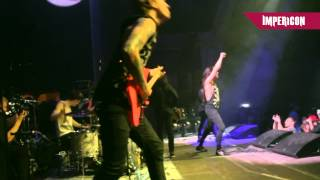 The Word Alive   Wishmaster Official HD Live Video