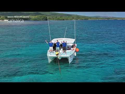 Teaser Bahia Principe Grand Jamaica | #ExploreBahiaPrincipeHotels