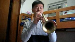 Trumpet Solo ~ Time To Say Goodbye ( Con Te Partiro ) タイム・トゥ・セイ・グッバイ