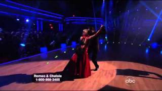 Dancing with the Stars : Romeo and Chelsie Hightower