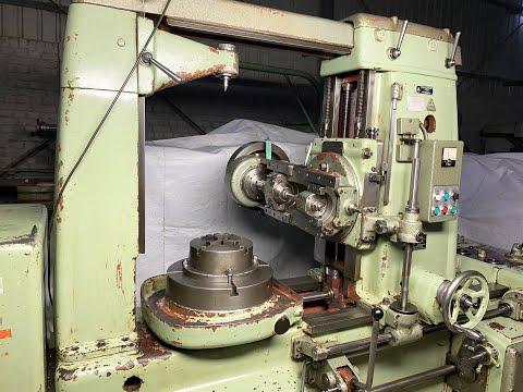 TOS FO 6 Gear Hobbing Machine