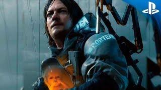 DEATH STRANDING  - Tráiler E3 2018 con subtítulos en Castellano