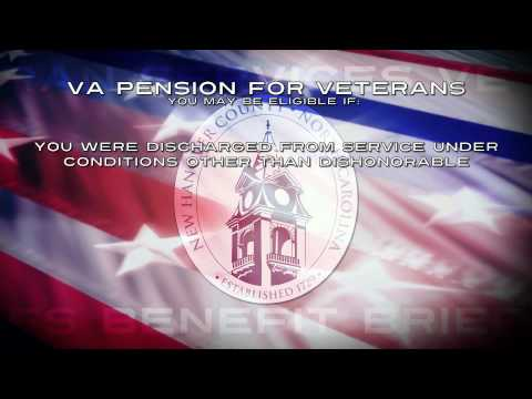 Video VA Benefits - VA Pension