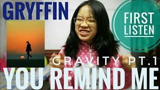 Gambar cover reaction: you remind me (Gryffin) (gravity pt. 1 the abum)