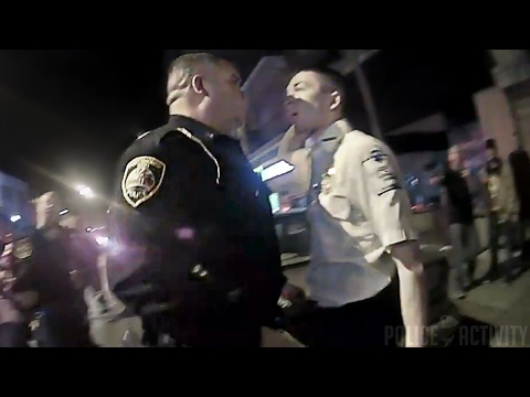 Bodycam Shows Confrontation Between Ohio Cop And EMT Worker