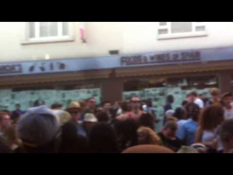 Notting Hill Carnival - G Force Sound @ PORTOBELLO ROAD 26/08/2013 - part 1