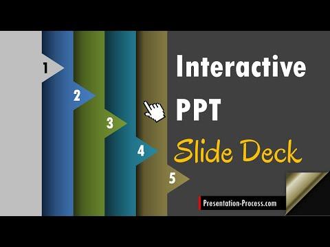 Create an Interactive Slide Deck in PowerPoint