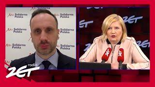 Janusz Kowalski: Niepokojące jest to, co dzieje się w koalicji