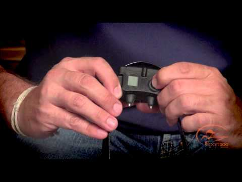 NoBark 10R (SBC-10R): Turning the Collar On and Off
