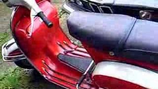 1969 Vespa Rally 180