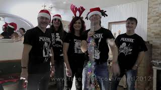 Video Last Christmas by WHAM!/ Rock cover by MANTL