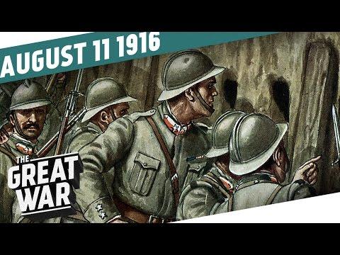 Italové prorážejí skrz - Velká válka