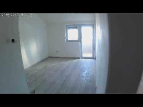 Stan sa prelepim pogledom 3 sprat potkrovlje 34 m2 na Rospi ćupriji