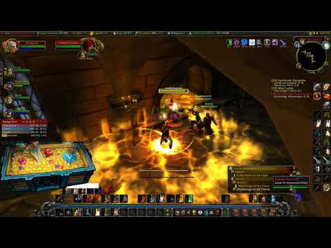 Classic WoW Shockadin episode 32 - GY into Lib