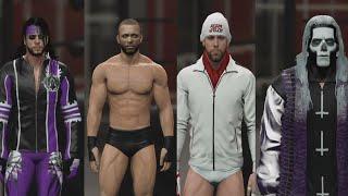WWE 2K15: Final CAW Update (PS4)