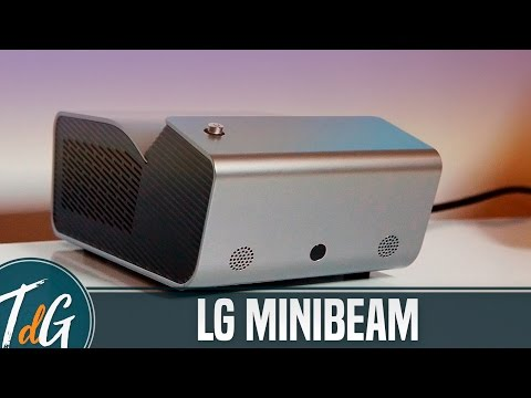 LG MiniBeam, proyector a corta distancia