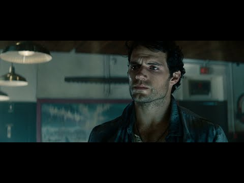 Man of Steel - Bar Scene (2013)