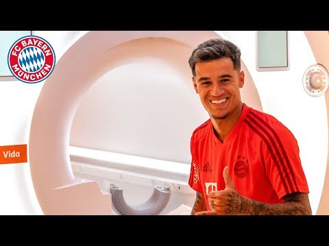 What happens at a football medical?   INSIDE FC Bayern