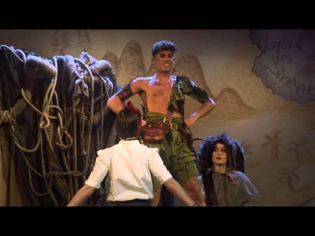 La revanche du Capitaine Crochet ! Le musical