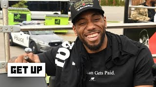 Kawhi tops Jalen Rose's list of the top 5 NBA players 28 and under | Get Up