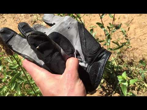Post crash follow up: GS Rally Pro Gloves
