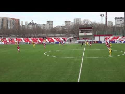 2003 г.р.: Спартак - Строгино - 4:0