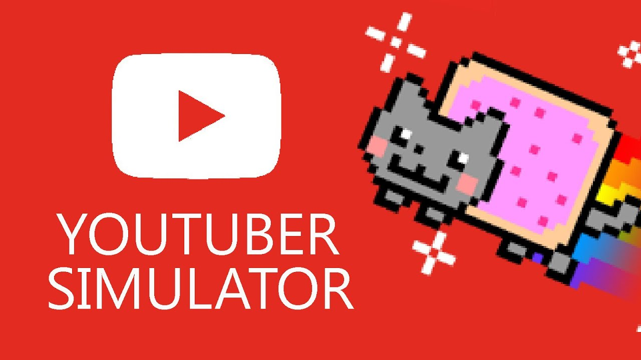 Watch This YouTuber Play A Game About Being A YouTuber