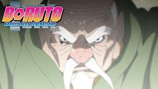 Ohnoki's Final Particle Style | Boruto: Naruto Next Generation
