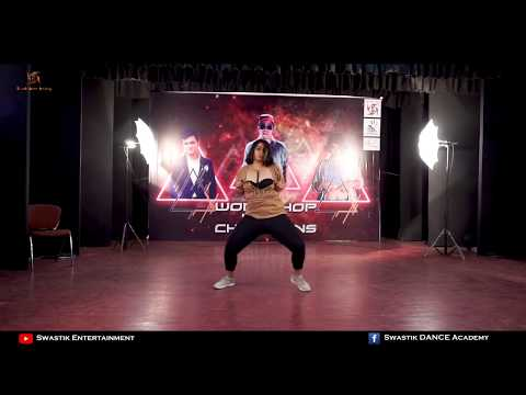 Mokshada Jailkhani | Kolkata Workshop | Dance Plus Season 2 Fame