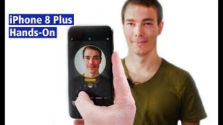 Hot or Not? Das iPhone 8 Plus im Hands-On (deutsch HD)