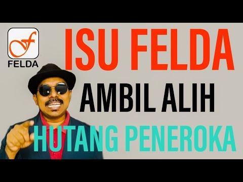 ISU FELDA | AMBIL ALIH HUTANG PENEROKA - Review Akhbar Berita Harian (25/2/19)
