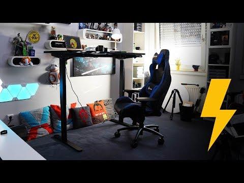 FLEXISPOT - Elektrisch Höhenverstellbarer Schreibtisch!
