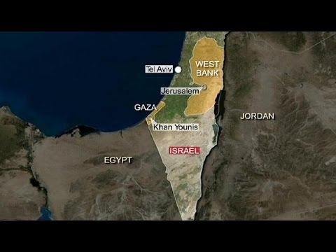 Israel bombardea posiciones del brazo armado de Hamás en Gaza