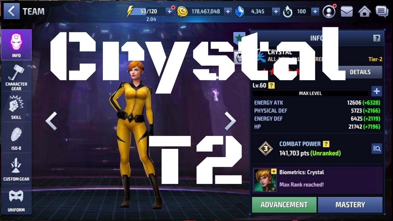 รีวิว Crystal T2